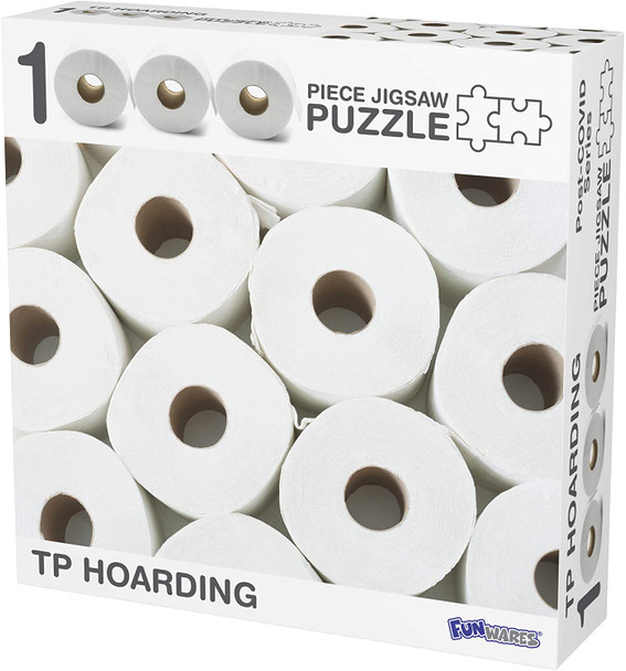 TP Hoarding 1000 pc. Puzzle