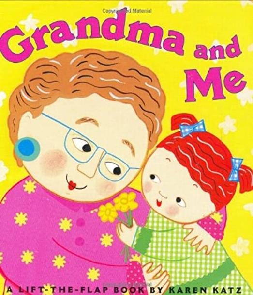 Grandma and Me book