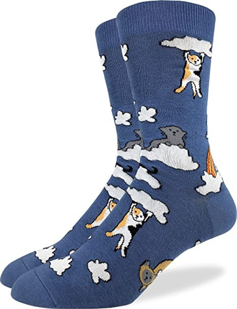 Cloud Cats Socks