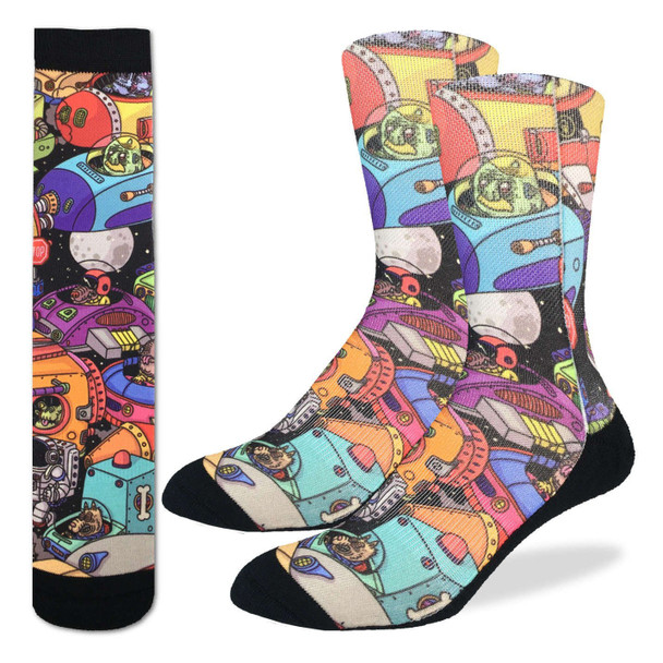 Space Jam Socks