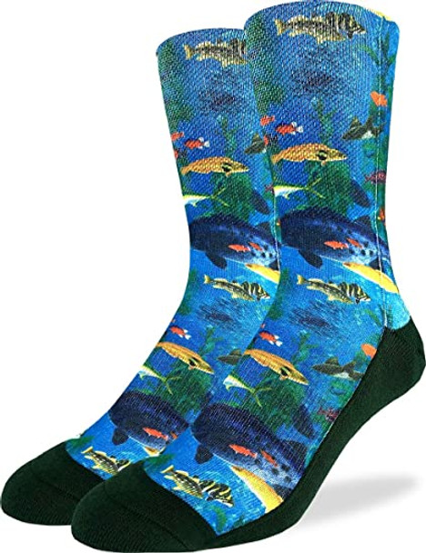 Fish Aquarium Socks