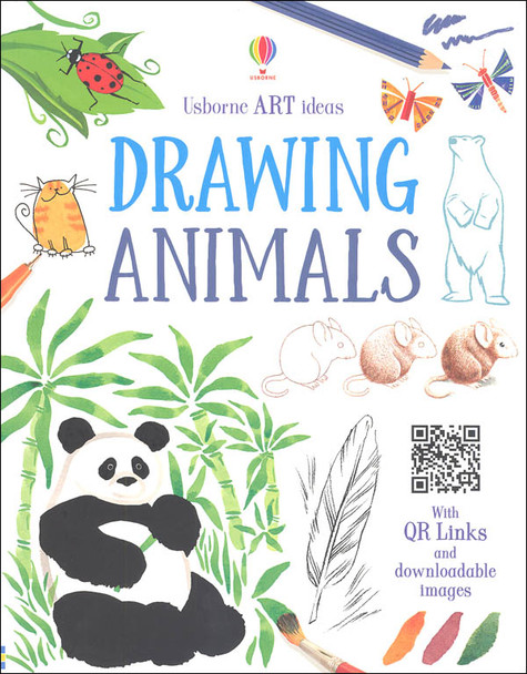 Drawing Animals book