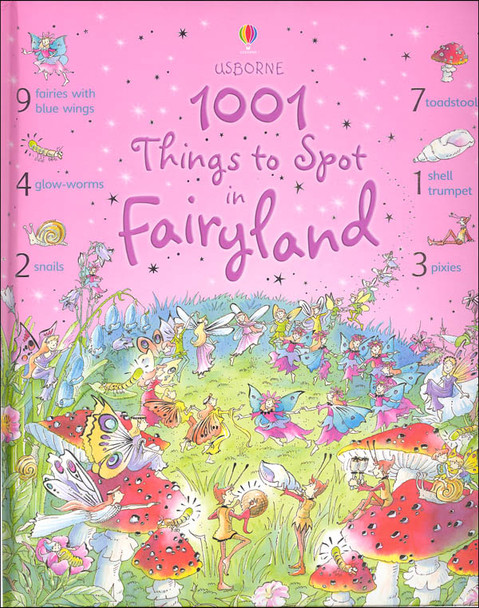1001 Things to Spot in Fairyland book