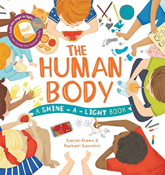 Human Body Shine a Light Book