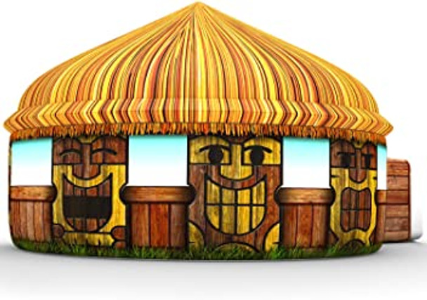 Air Fort Tiki Hut