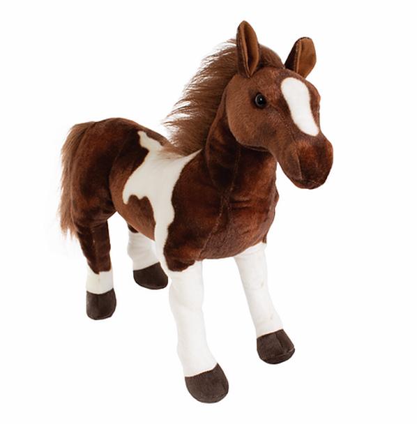 Apaloosa Horse Plush
