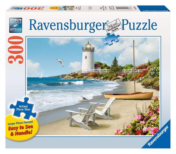 Sunlit Shores 300pc Puzzle