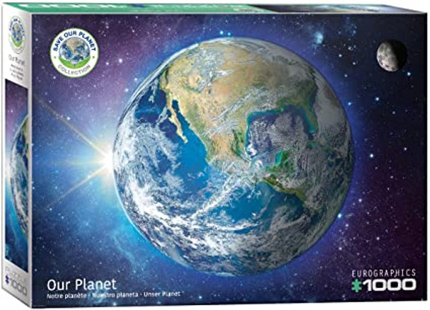 Save Our Planet Earth 1000pc Puzzle