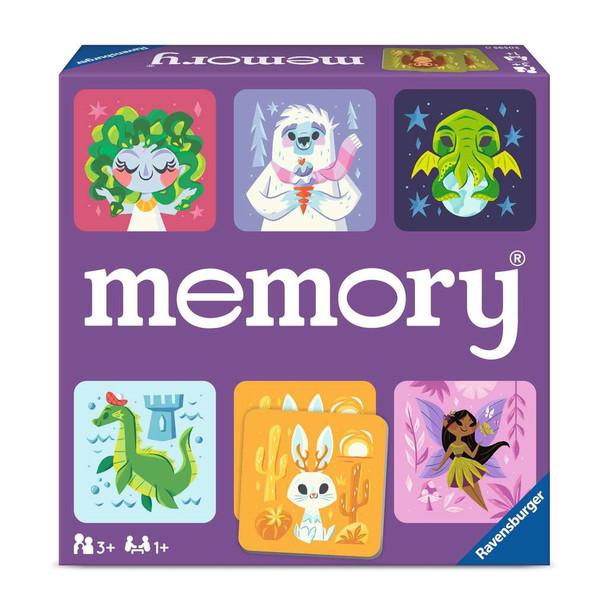 Cute Monsters Memory Game