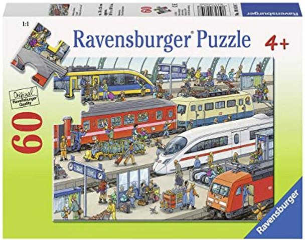 Railway Station 60pc Puzzle