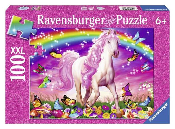 Horse Dream Glitter 100pc Puzzle