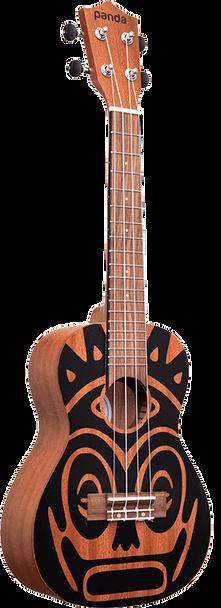 Aztec Concert Ukulele