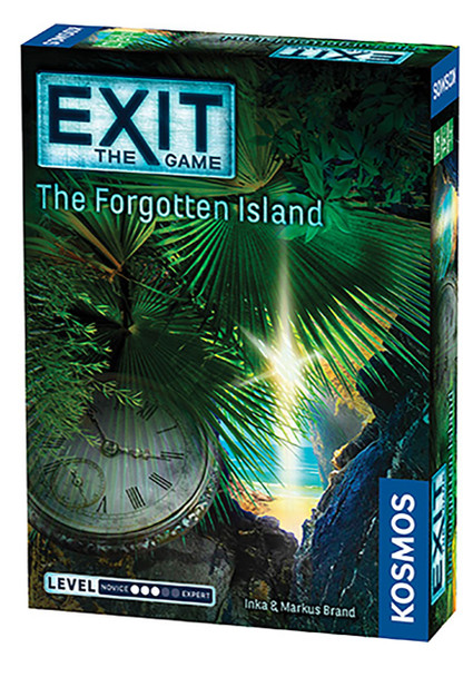 Exit: Forgotten Island Game