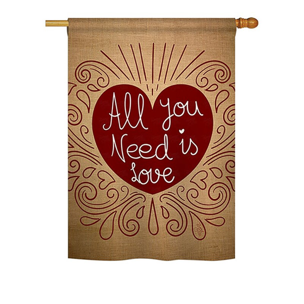 All You Need Is Love Flag