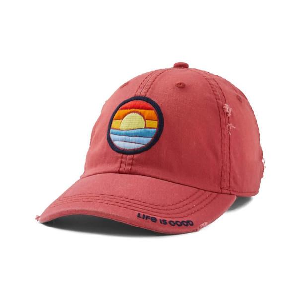 Sunset Chill Hat