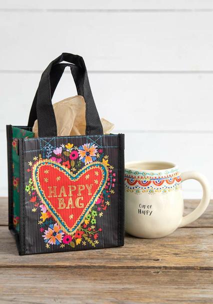 Small Heart Happy Bag
