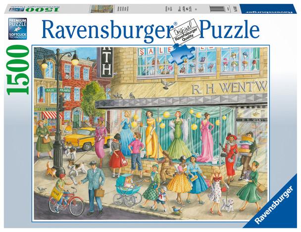 Sidewalk Fashion 1500pc Puzzle
