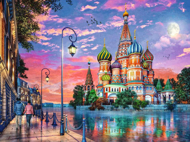 Moscow 1500pc Puzzle