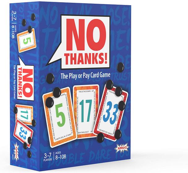 No Thanks! game