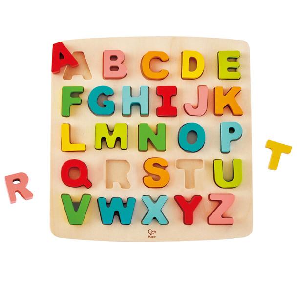 Chunky Alphabet Wood Puzzle