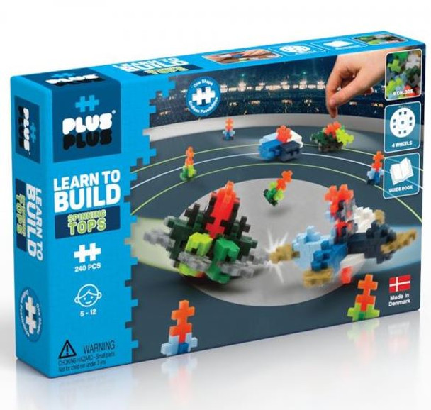 Spinning Tops Build Set