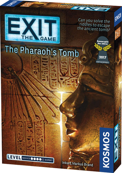 Exit: Pharaoh's Tomb Game