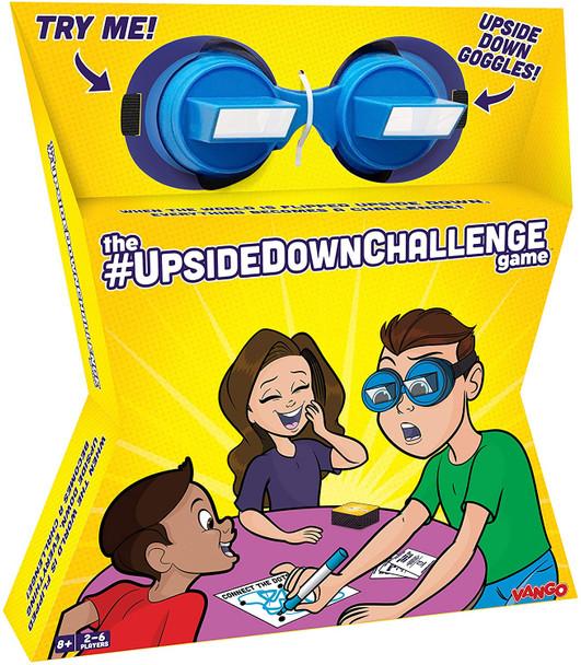 The #UpSidedownChallenge Game