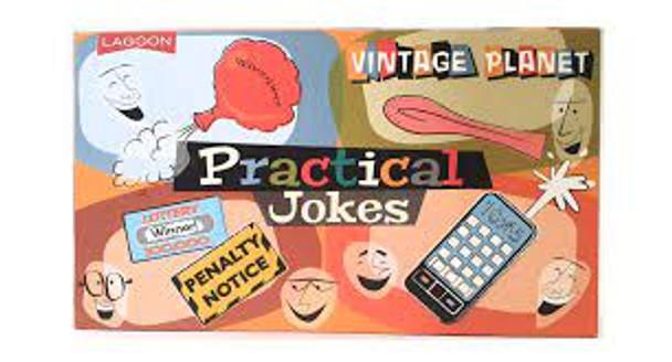 Vintage Practical Jokes