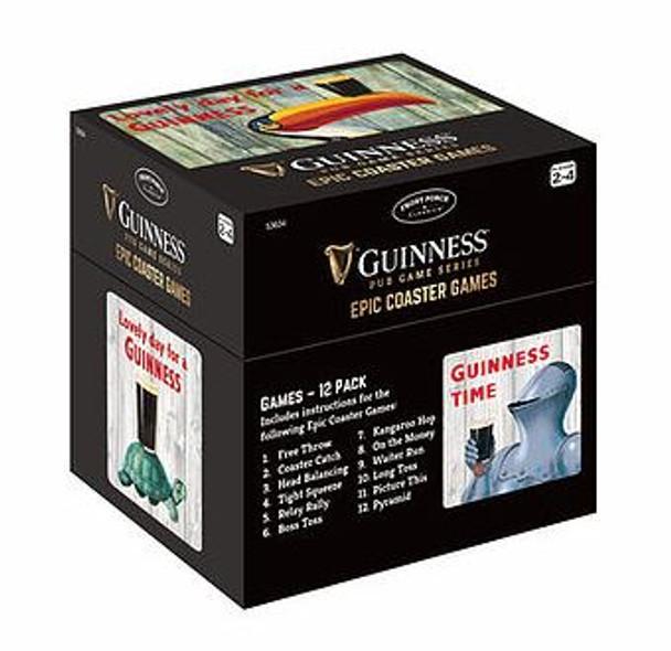 Guinness Epic Coaster Pub Game
