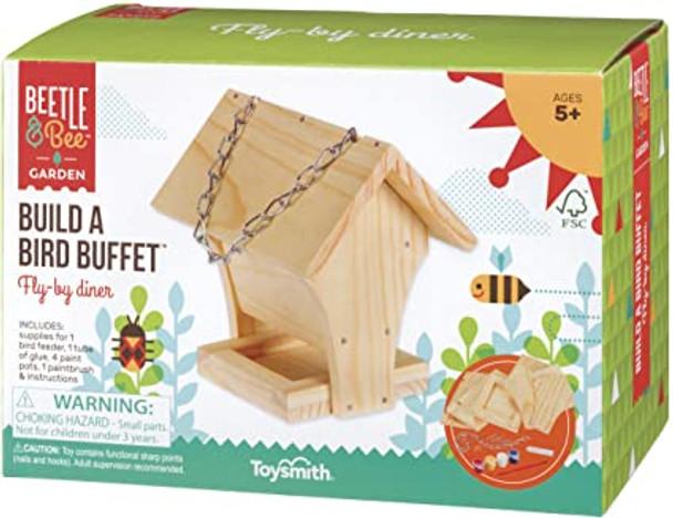 Build a Bird Buffet