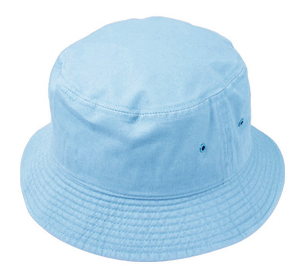 Sky Blue Bucket Hat
