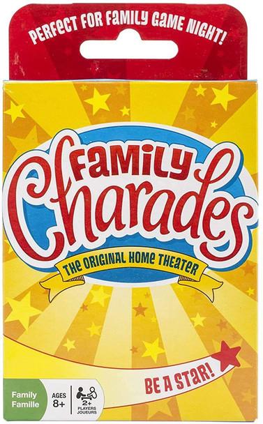 Family Charades Cards