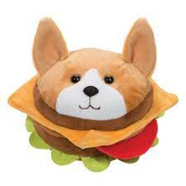Corgi Burger Plush