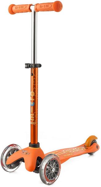 Mini Deluxe Scooter-Orange