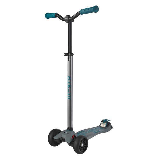 Maxi Deluxe Scooter - Gray/Aqua