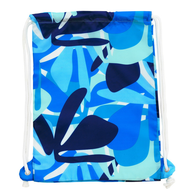 Blue Reef Drawstring Backpack