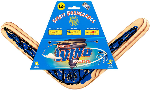 Spirit of Wind Boomerang