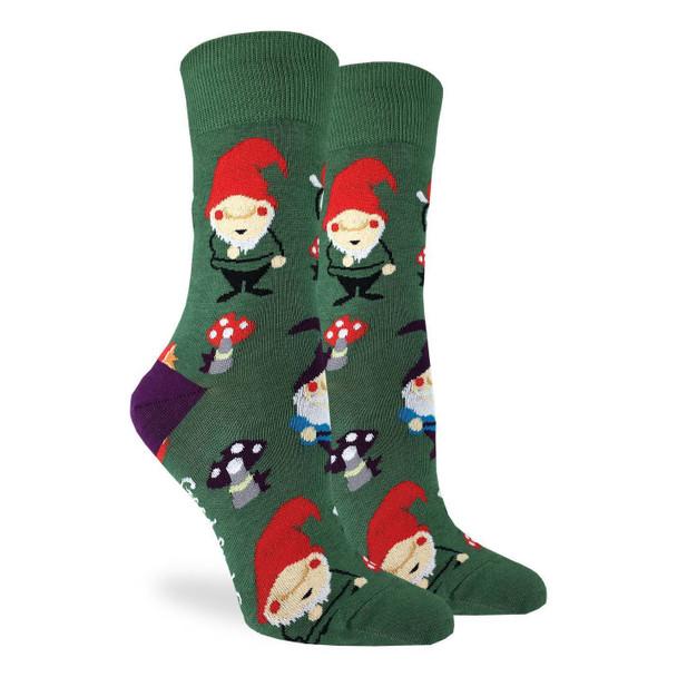Lawn Gnomes Small Socks