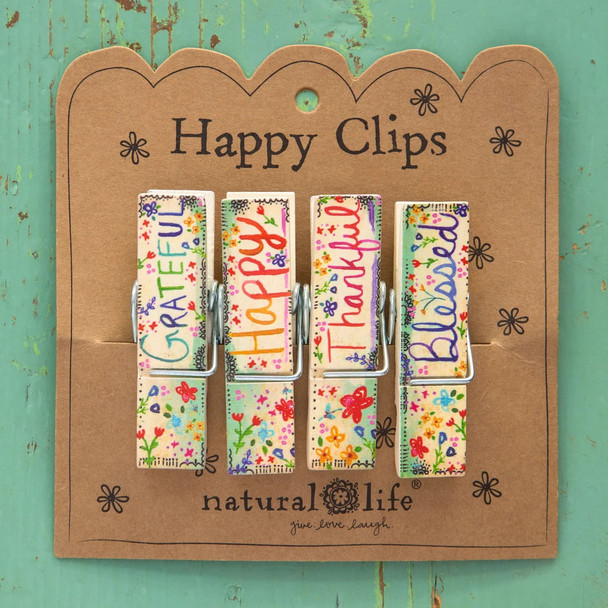 Happy Clips - Thankful and Grateful