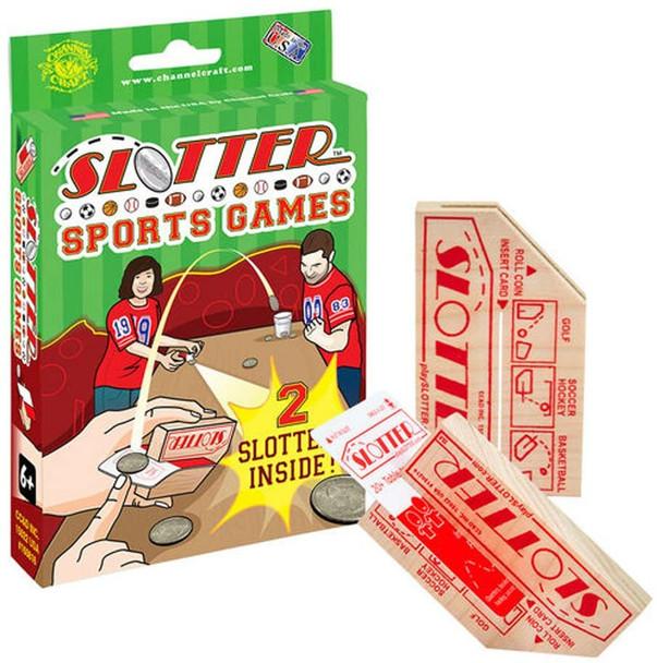 Slotter Sports Games