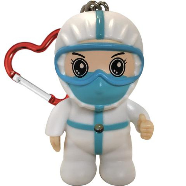 Healthcare Hero Keychain