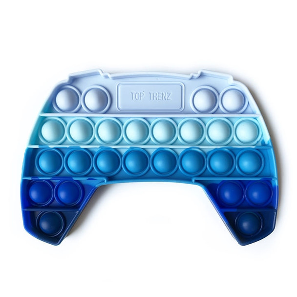 Pop Fidgety - Blue Ombre Game Controller