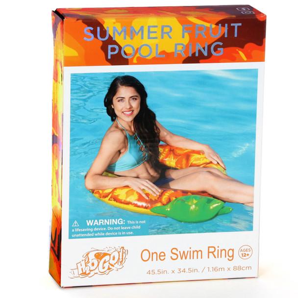 Pineapple Summer Fruit Pool Ring
