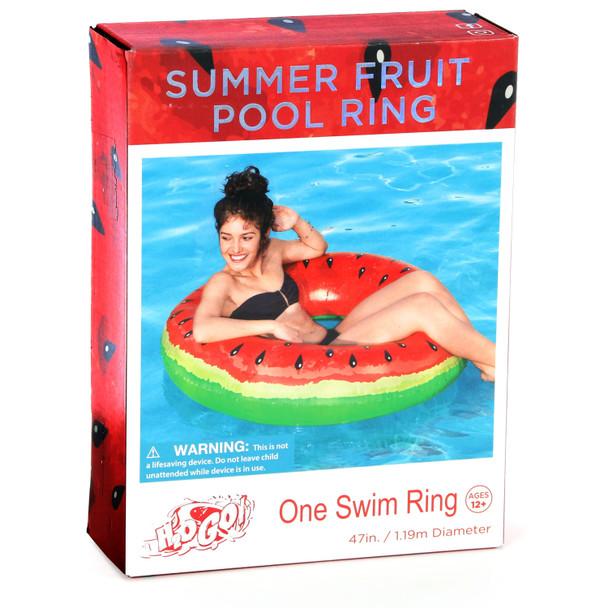 Watermelon Summer Fruit Pool Ring