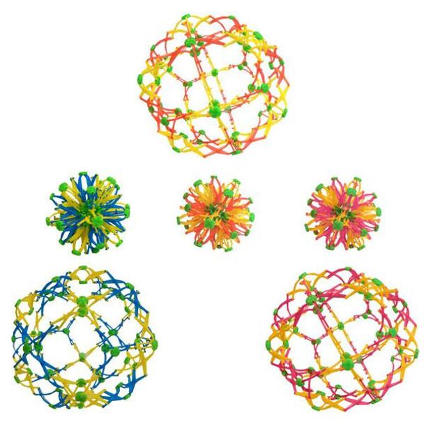 Hoberman's Sphere