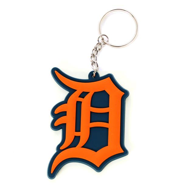 Detroit Tigers Keychain
