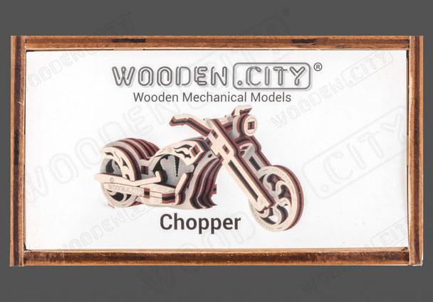 Wooden City Chopper
