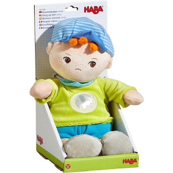 Jonas Snuggle Up Doll