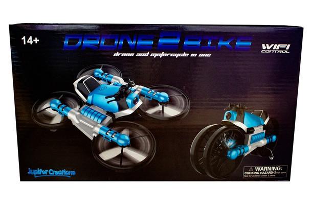 Drone 2 Bike
