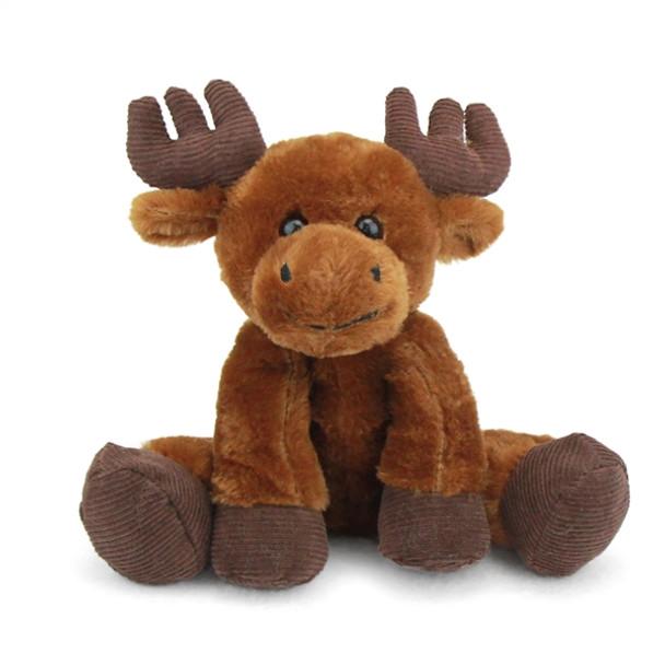 Plush Moose Animal